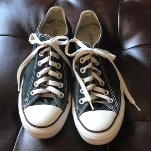 Converse All Star Ox Low Cut Sneakers Black 8